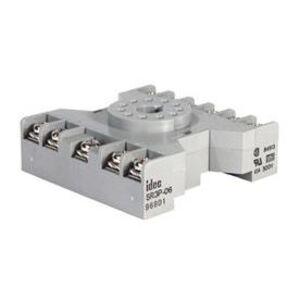 IDEC SR3P-06 Socket, 11-Pin, Screw Clamp Terminal, for SR Series Relay