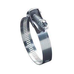 """Ideal Clamp 5820 Snaplock Quick ReleaseWorm Drive Clamp, Min 3/4"""" Max 1-3/4"""""""
