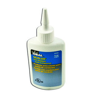 Ideal 30-026 Noalox Anti-Oxidant Compound, Heavy Duty, 4 Ounce Tube