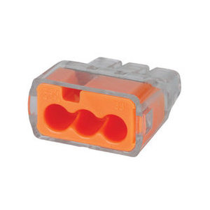 Ideal 30-1633 Push-in 12awg 3-port, 5000 Box