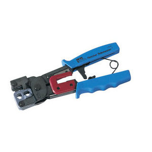 Ideal 30-696 Crimp Tool, Telemaster, Ratcheting
