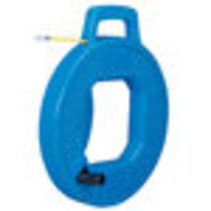 Ideal 31-187 S-Class Fish Tape Rapid-Pak, 50 Ft., Fiberglass