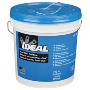 Ideal 31-340 Powr-Fish Pull Line, 6,500 Ft.