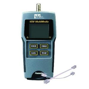 Ideal 33-856 MultiMedia Cable Tester Kit