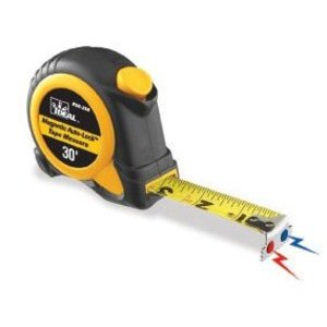 Ideal 35-238 Measuring Tape, 30 Ft.