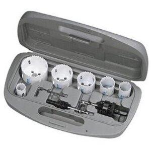 Ideal 35-400 8-Piece Hole Saw Kit