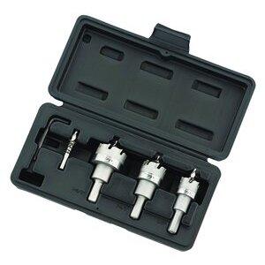 Ideal 36-311 4-Piece Hole Saw Kit