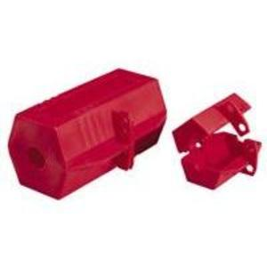Ideal 44-819 Plug Lockout, 220-550V, Red