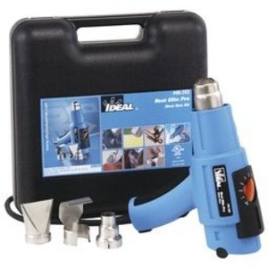 Ideal 46-203 Heat Gun Kit, 100 - 550 Deg C