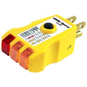 Ideal 61-501 GFI Tester