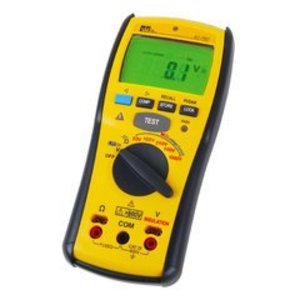 Ideal 61-797 Insulation Meter, 0.1 - 600V Ac/Dc