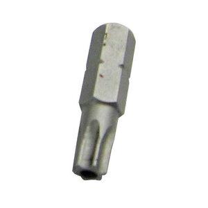 Ideal 78-0230 T20 Torx Power Bit, Tamper-Proof