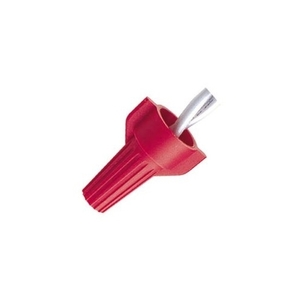 Ideal WT52-B Wire Connector, Winged, 14 to 12 AWG, 600V, Red