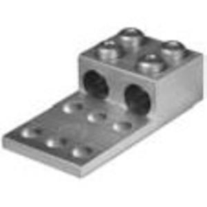 Ilsco AU-600-2N 2 AWG-600 MCM Aluminum Solderless Lug