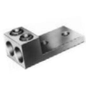 Ilsco AU-800-2NS 300-800 MCM Aluminum Solderless Lug