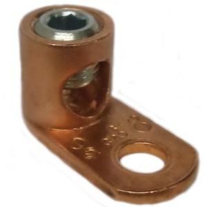 Ilsco CP-0 8-1/0 AWG Copper Post Connector