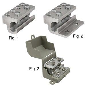 Ilsco GBT-1/0 14 - 1/0 Ground Tap