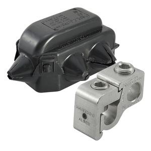 Ilsco GTA-750-500-W/C AL MEC(M)750-500(T)500-2 T UL PTAP W/COV