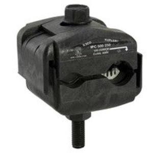 Ilsco IPC-4/0-2/0-B Insulation Piercing Connector, 4/0-4 Run, 6-14 Tap