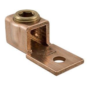 Ilsco LO-250 Copper Mechanical Lug, One Conductor