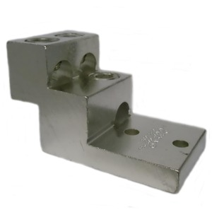 Ilsco PB3-600 2 AWG-600 MCM Aluminum Solderless Lug