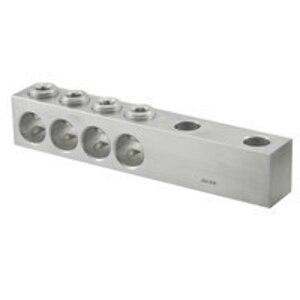 Ilsco PET-8-350-Z Transformer, Lug Kit, 8 Port, #12 AWG - 350 MCM, 3 per Package