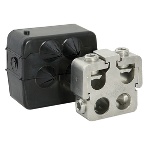 Ilsco PTA2-750-500-W/C Al Mec(m)(2)750-350(t)(2)500-4w/c T Ul