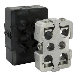 Ilsco PTA4-750-500-W/C Al Mec(m)(4)750-350 (t)(2)500-4w/c T Ul