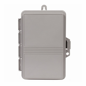 Intermatic E200 Outdoor Case, 3R Plastic, Gray