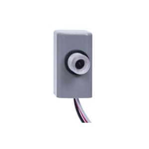 Intermatic EK4036S LED Photocell, 6A, 105-305V