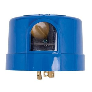 Intermatic ELC4536 Locking-Type Receptacles, 1000W, 120-277V, Blue