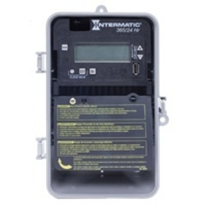 Intermatic ET2115CP Electronic Time Control, 24-Hour/365 Day