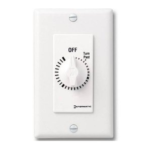 Intermatic FD2HW Time Switch, 2-Hour, SPST, White