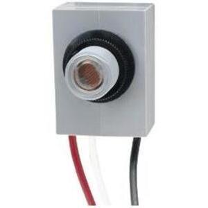 Intermatic K4021C Photocell, 15A, 120V