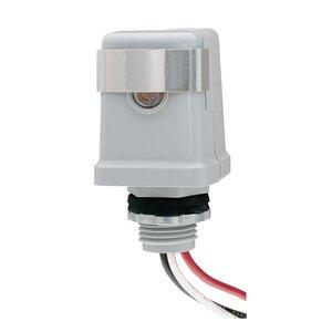 Intermatic K4123C Photocell, 15A, 208-277V