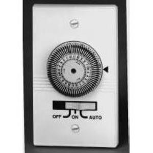 Intermatic KM2ST-1G 24-Hour Time Switch, In-Wall, White