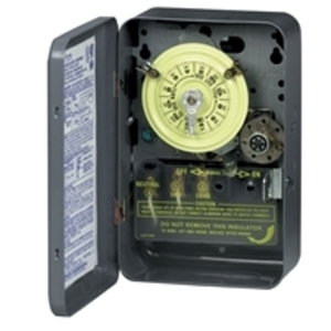 Intermatic T174CR Mechanical Time Switch with Skip-A-Day, 24-Hour