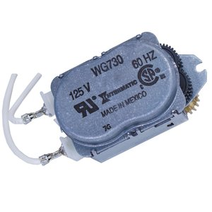 Intermatic WG730-14D Replacement Motor, 125V, 60hz