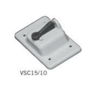 Ipex 077612 Weatherproof Cover, 1 Gang, Type: Toggle Switch, Non-Metallic