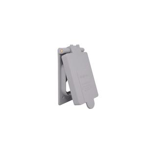 Ipex 077993 Weatherproof Cover, Type: Duplex Receptacle, Non-Metallic