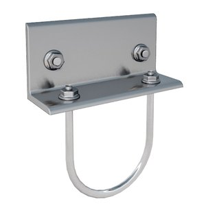 IronRidge 29-7001-001 Pipe Clamp, 2""