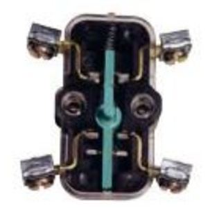 Joslyn Clark 5M-065 Contactor, Auxiliary Contacts, 1NO/NC, Series 5000, 5DP Series