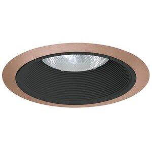 "Juno Lighting 24-BABZ 6"" Tapered Baffle Trim"