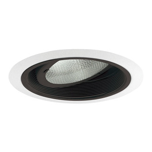 Juno Lighting 464-BWH 6IN LV TRIM BAFFLE