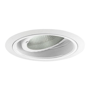 Juno Lighting 464-WWH JUN 464W-WH 6IN LV TRIM BAFFLE