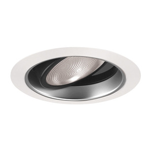 Juno Lighting 689-HZWH 5IN TRIM GIMBLE HZ