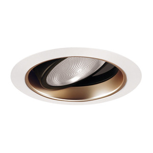 Juno Lighting 689-WHZWH JUN 689WHZ-WH 5IN TRIM GIMBLE WHZ