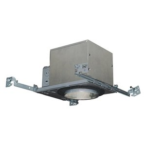 Juno Lighting IC1-LEDT24 IC New Construction Housing, Air-Loc, 4""