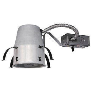"Juno Lighting IC1R-LEDT24 4"" IC 600 Lumen, LED Recessed, Adjustable, Remodel"