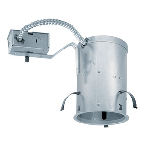 Juno Lighting IC20R Universal IC Remodel Housing, 5""
